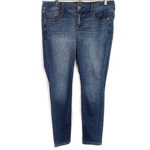 torrid Jeans - Torrid Premium Skinny Jean SZ 12R